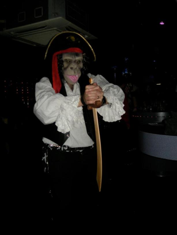 Monkey pirates ahoy!